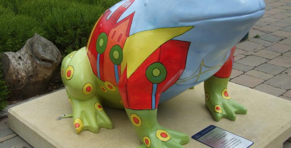 Larkin Toad