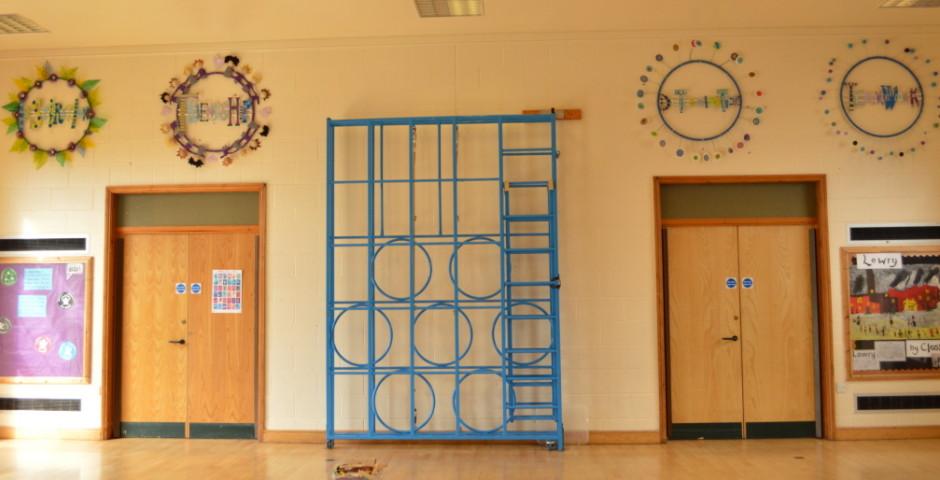 Creating artwork for the 6 school values KS2