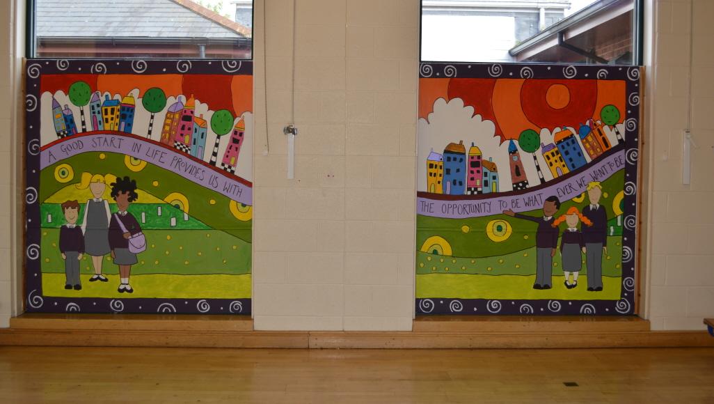 Mural KS2