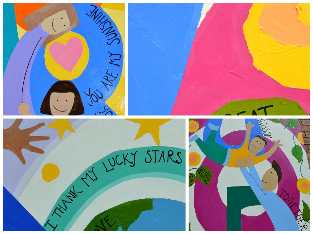 Murals - KS1 & KS2