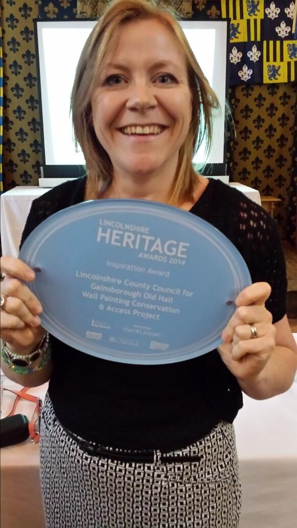 Inspiration Award, Lincoln Heritage Awards 2014