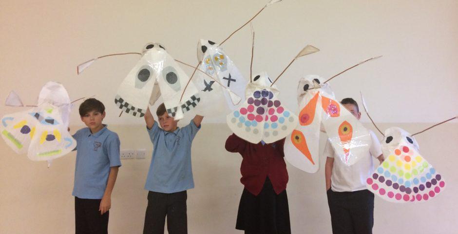 school lanterns