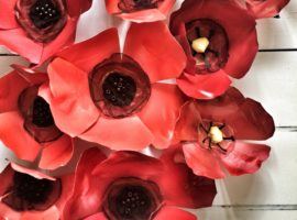 Poppies - schools and museums project