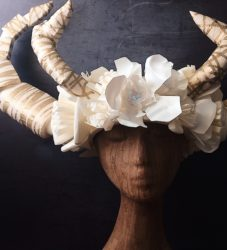 Antler headdress