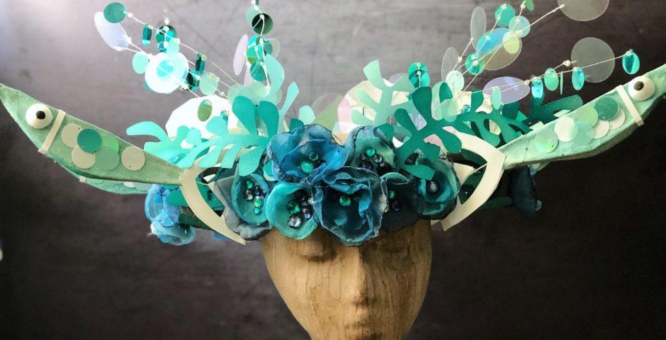 Mermaid headwear
