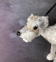 Stanley - Dog Puppet