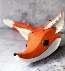 Fox puppet - Nature Elly Production